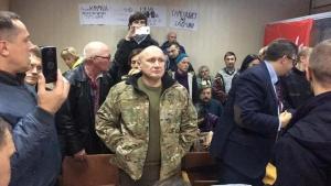 Кохановский, ОУН, стрельба, происшествия, Киев, Украина, Новости, полиция , суд