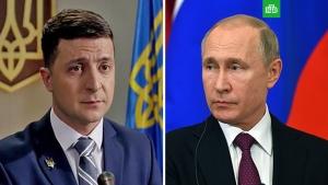 Украина, Россия, политика, выборы, Зеленский, Путин, кандидат