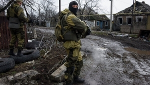 ДНР, Пушилин, боевики, оружие