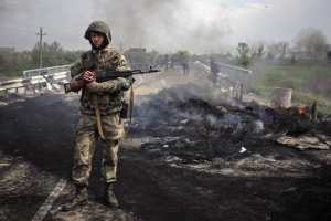 АТО, Обстрел, потери, Донецк, Докучаевск