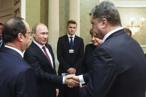 нормандский формат, переговоры в минске, сша, украина, россия, донбасс