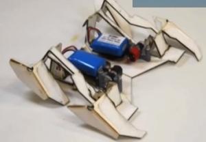 робот, гарвард, оригами, новое поколение, технологии