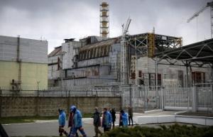 Новости Украины, Чернобыльская АЭС