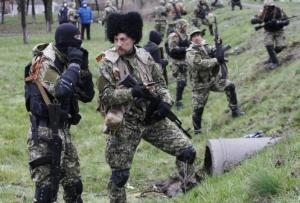 славянск, освобождение, генштаб, террористы, осаждение