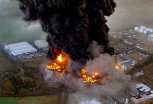 кременчуг, нефтяной завод, гсчс, происшествия, новости, украина, укртатнафта