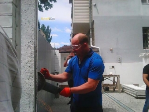 Сергей Каплин, забор депутата в Николаеве, мэр Николаева Сенкевич