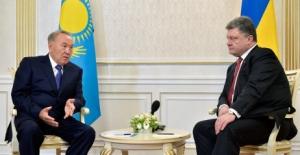порошенко, назарбаев, петр порошенко, нурсултан назарбаев, политика, общество, новости украины, новости казахстана