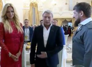Чечня, Рамзан Кадыров, Николай Басков, Виктория Лопырева, Свадьба