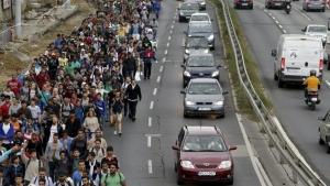 новости Польши, новости Украины, АТО, переселенцы, беженцы, Евросоюз