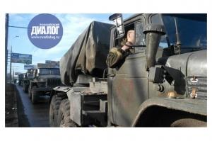 донецк, днр. ато, отвод орудий, восток украины, донбасс, происшествия, армия украины