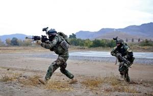 Яворивский полигон, инструкторы США, подготовка, военные действия, Яворивский