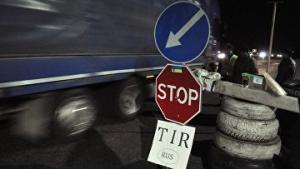 Украина, Россия, блокирование фур, транзит, политика, общество, Министерство инфраструктуры, экономика, санкции, Белоруссия