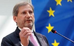 йоханнес хан, политика, экономика, транш, реформы, украина, евросоюз