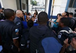 карнавал, бразилия, полиция, терракт