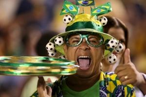 делия фишер, фифа, чм-2014, новости футбола, футбол, бразилия