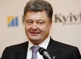 Порошенко, Славянск, визит, украинская армия