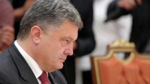 Петр Порошенко, Словакия, Братислава, акция протеста, политика Украины, война в Донбассе