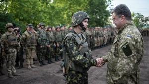 Новости Украины, Петр Порошенко, Армия Украины, АТО