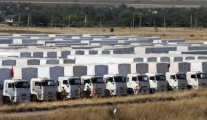 гуманитарный конвой, Россия, таможня, пограничники, Плотницкий