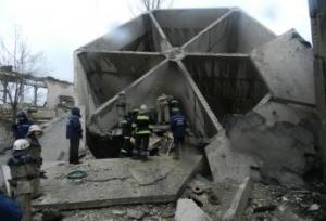Херсон, +18, общество, происшествия, бетонная конструкция, раздавило, Украина, стройка