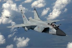 миг-31, россия, сирия, поставки, исламское государство