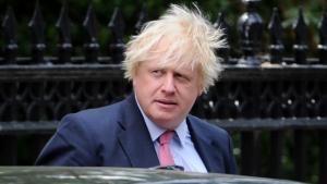 Великобритания, Борис Джонсон, Политика, Должность, Премьер-министр.