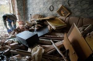 юго-восток, Донбасс, Луганск, ЛНР, разрушения, Украина, Нацгвардия, армия Украины, ВСУ, МВД Украины, Луганская республика, общество