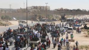 Сирия, Башар Асад, новости, обстрелы в Сирии, Идлиб, Нидерланды