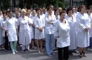 ДОКТМО, больница Калинина, Донецкая областная травматология, ДонОГА, Кихтенко, АТО, война в Донбассе