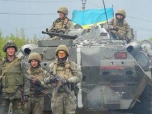 Луганская область, Изварино, Юго-восток Украины, происшествия, АТО