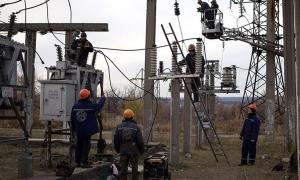 новости, Украина, Донбасс, ЛНР, ОРДЛО, аварийные работы, отключение света, проблемы с водой, отопление, Казанский