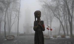голодомор, украина,россия, преступление, видео