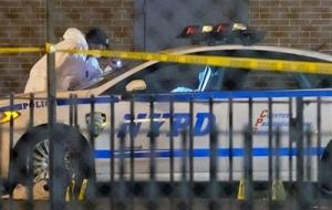 полиция сша, новости сша, криминал, бронкс, расстрел полицейских, общество
