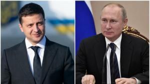 Украина, Россия, Израиль, Путин, Зеленский, Встреча, Переговоры.