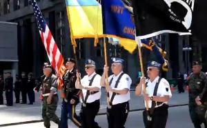 чикаго, ветераны, сша, украина