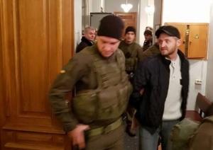 сергей колмогоров, суд. киев, политика, донбасс