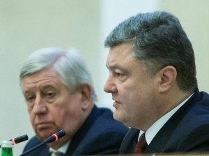 украина, порошенко, шокин, генпрокуратура, происшествия, общество, верховная рада