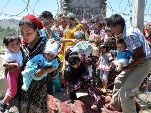 турция, беженцы, греуия, ес, сирия, нелегалы, депортация