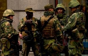 норвегия, происшествия, военные, учения, россия, политика