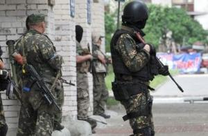 Донецк, Киевский район, Петровский район, обстрел, горсовет