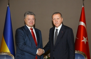 украина, турция, порошенко, эрдоган, переговоры, экономика