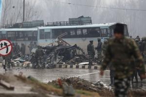Индия, теракт, Махараштра, Пакистан, наксалиты, маоистская группировка, власти Индии, полицейские, взрывное устройство