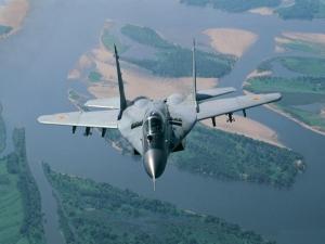 миг-29, пилот, катапультировался, пешком, ато