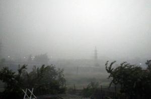 мелитополь, дождь, стихия, ливень, град, погода, ураган, происшествия, фото, новости украины