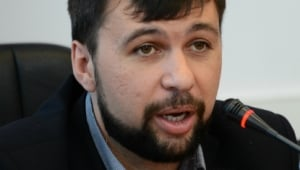 пушилин, ДНР, контактная группа, Донбасс