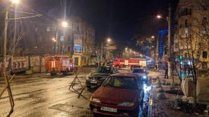 Украина, Одесса, пожар, Происшествие, Огонь, Черноморское.