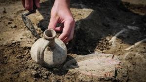 наука, украина, раскопки, археологи, курган