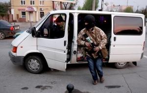 юго-восток, Донецк, Донецкая республика, Донбасс, АТО, Нацгвардия, происшествия, похищение, автомобили