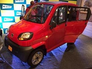 Bajaj Qute , авто, новости, Украина, Индия, импорт, дешевый автомобиль