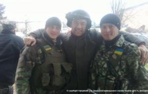 сартана, волонтеры, пашинин, российский актер, АТО, гуманитарная помощь, восток украины